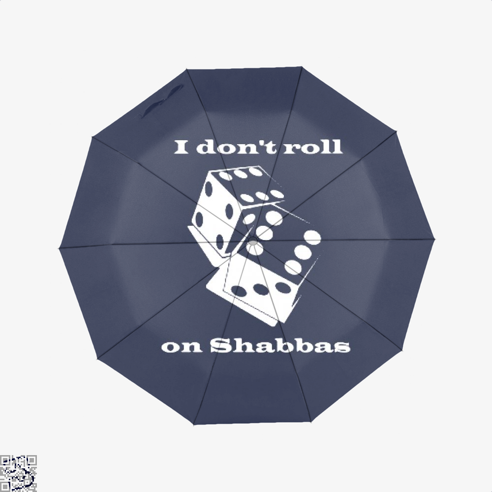 I Dont Roll On Shabbas Juvenile Umbrella - Productgenjpg