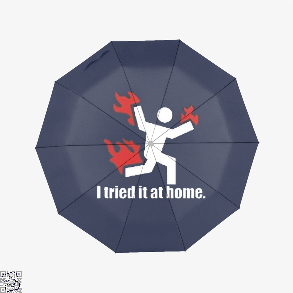 I Tried It At Home Hyperbolic Umbrella - Productgenjpg
