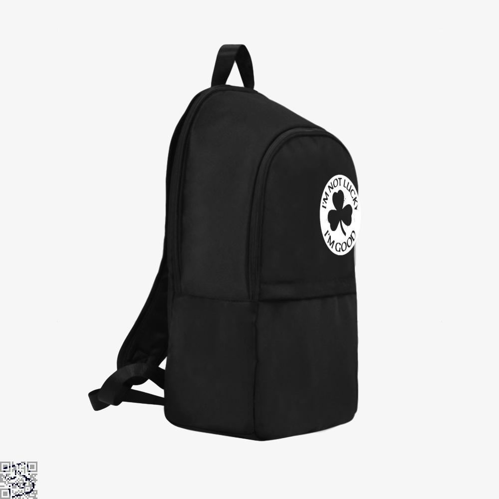 Im Not Lucky Good Irish Clover Backpack - Productgenjpg