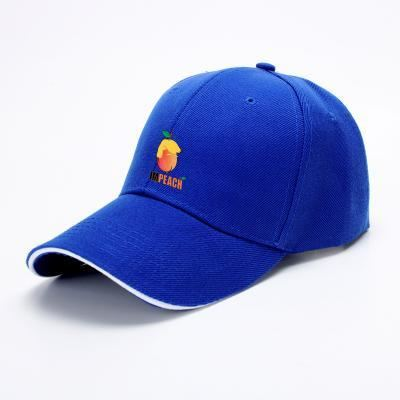 Impeach The Trump Baseball Cap - Blue - Productgenjpg