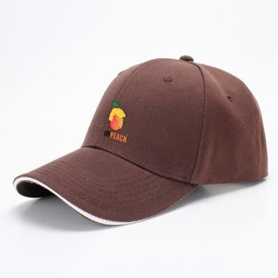 Impeach The Trump Baseball Cap - Brown - Productgenjpg