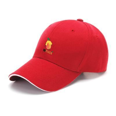 Impeach The Trump Baseball Cap - Red - Productgenjpg