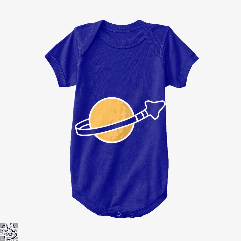 In Space Since 1978... Baby Onesie - Navy / 0-3 Months - Productgenapi