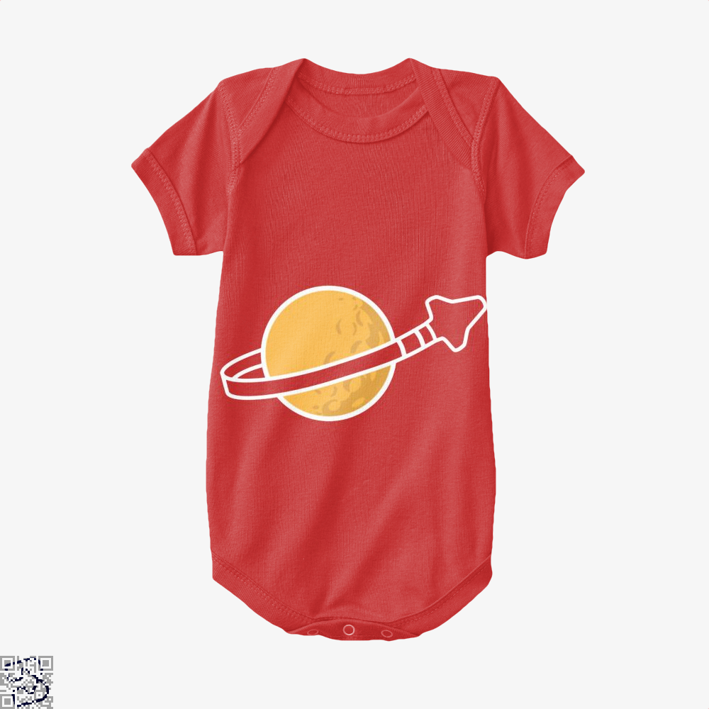 In Space Since 1978... Baby Onesie - Red / 0-3 Months - Productgenapi