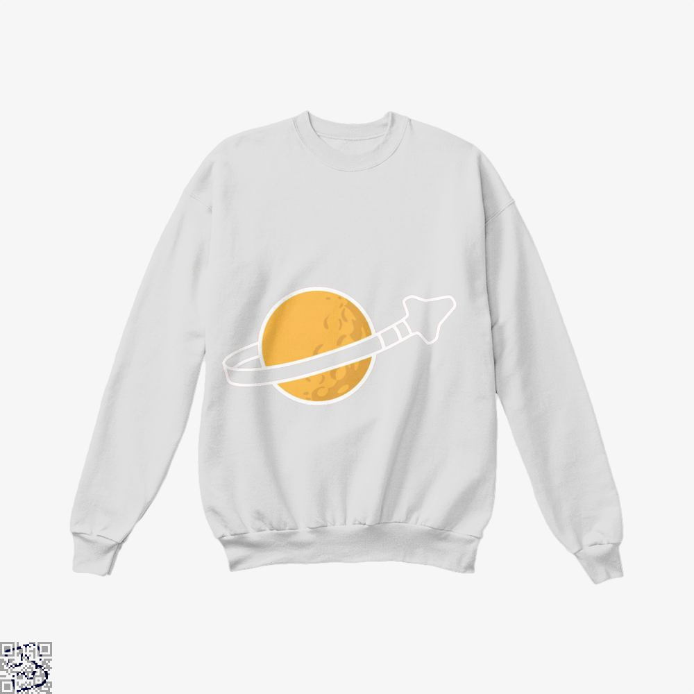 In Space Since 1978... Crew Neck Sweatshirt - White / X-Small - Productgenapi