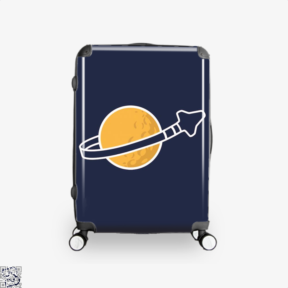 In Space Since 1978... Suitcase - Blue / 16 - Productgenapi