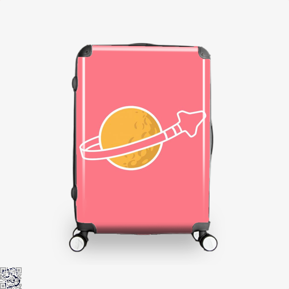 In Space Since 1978... Suitcase - Pink / 16 - Productgenapi