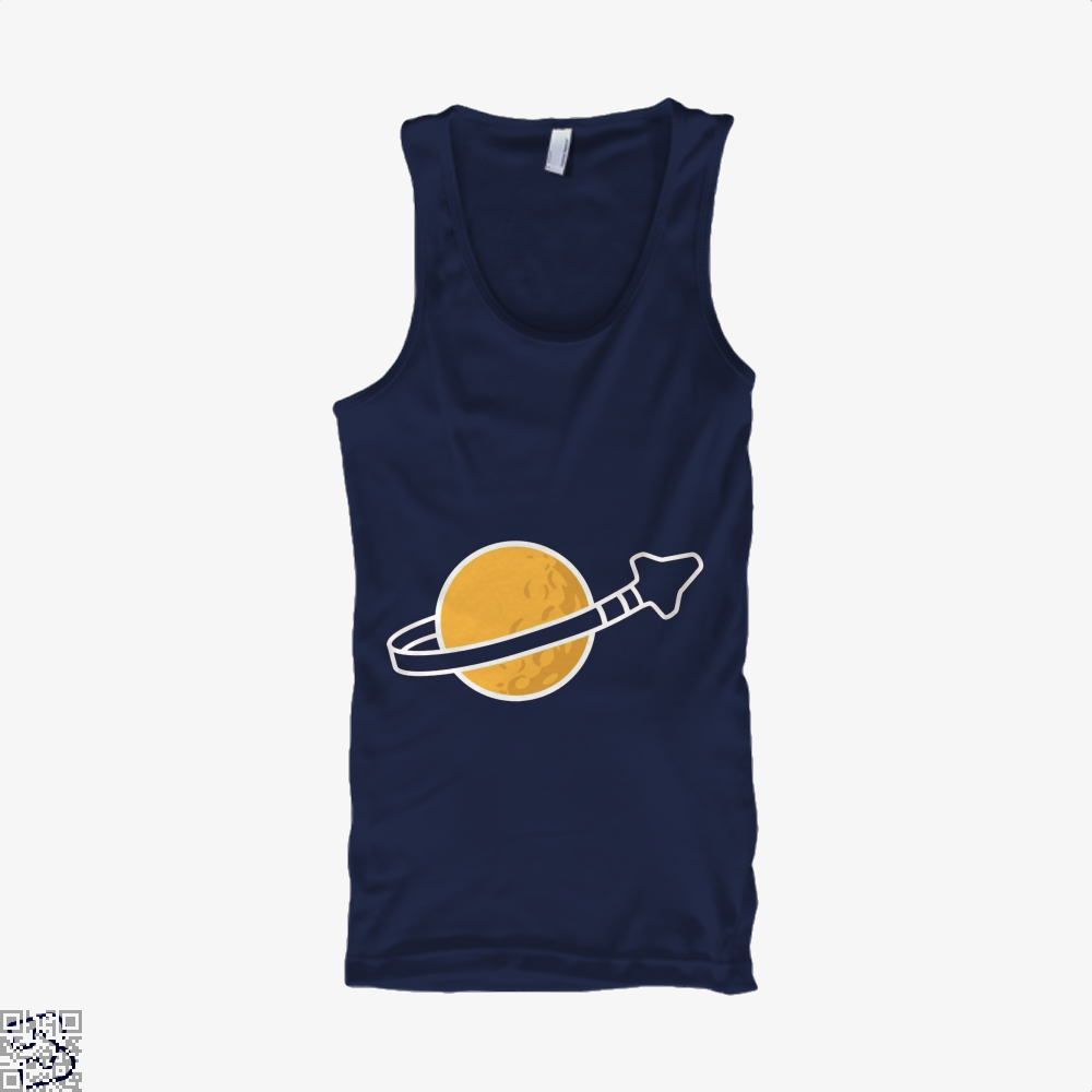 In Space Since 1978... Tank Top - Men / Blue / Small - Productgenapi