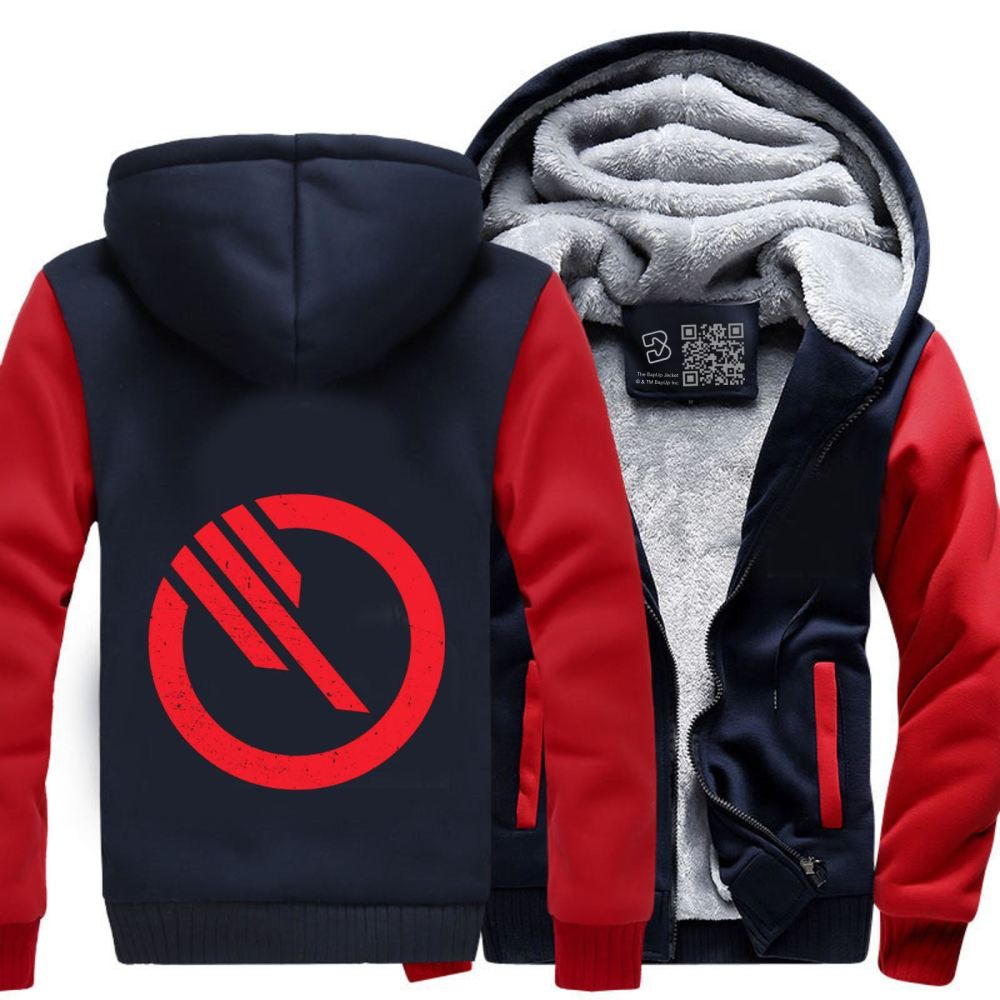 Inferno Squad Star Wars Fleece Jacket - Red / X-Small - Productgenapi