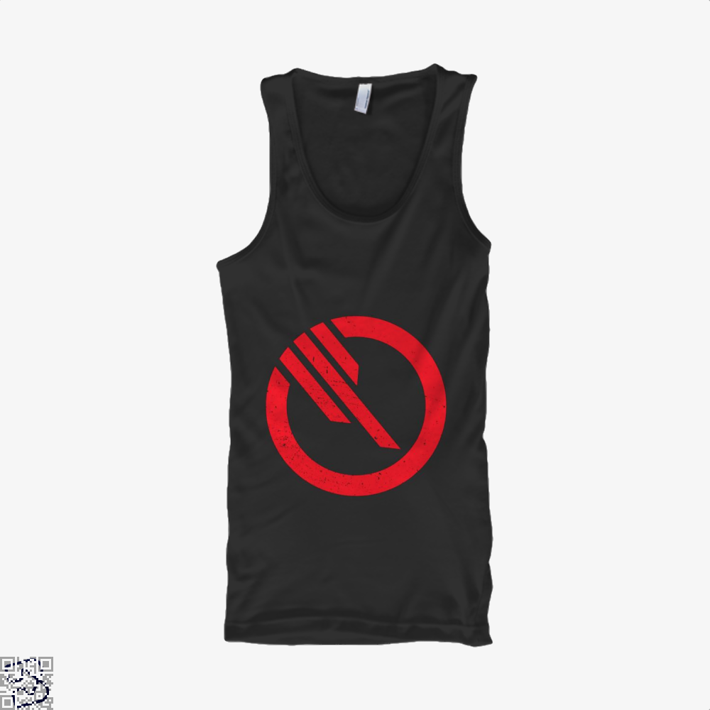 Inferno Squad Star Wars Tank Top - Men / Black / Small - Productgenapi