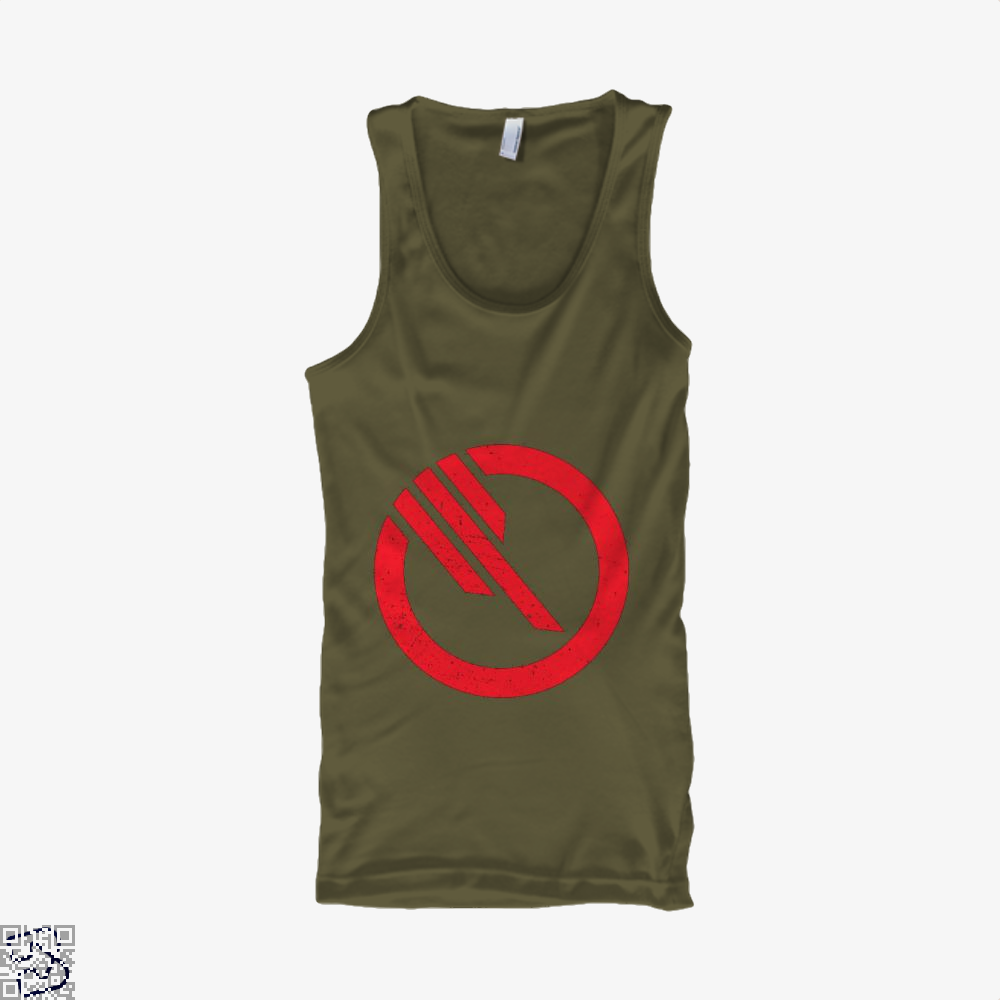 Inferno Squad Star Wars Tank Top - Men / Brown / Small - Productgenapi