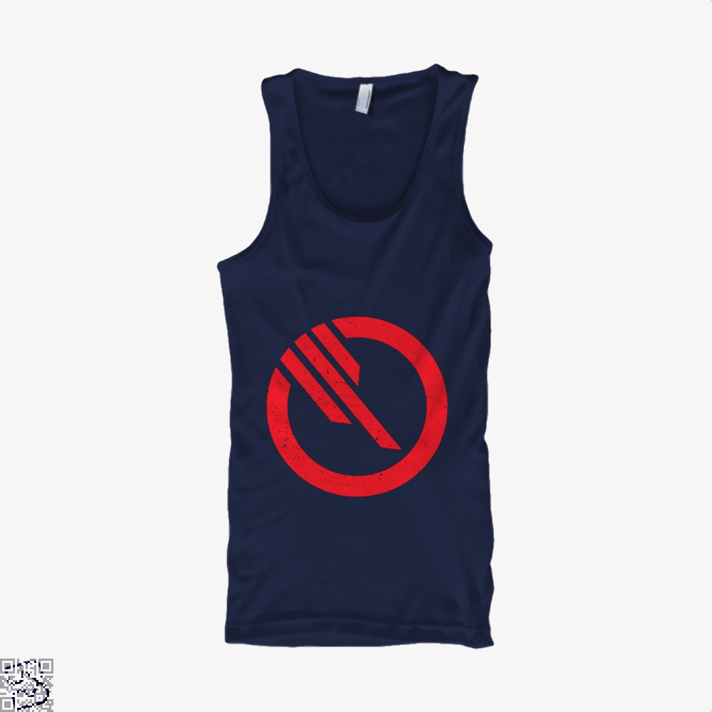 Inferno Squad Star Wars Tank Top - Women / Blue / Small - Productgenapi