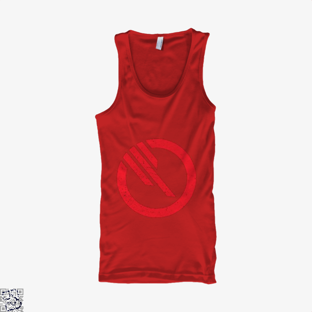 Inferno Squad Star Wars Tank Top - Women / Red / Small - Productgenapi