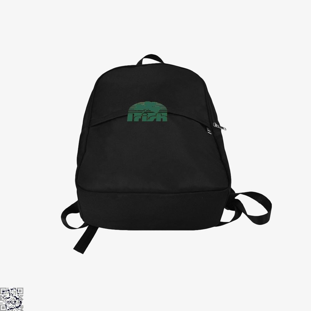 Irish Retro Clover Backpack - Productgenjpg