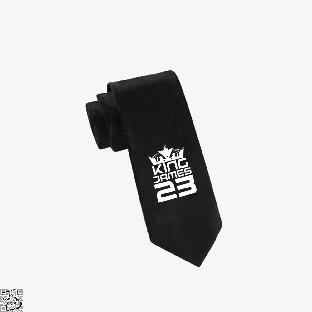 James 23 Cavs Tie - Black - Productgenapi
