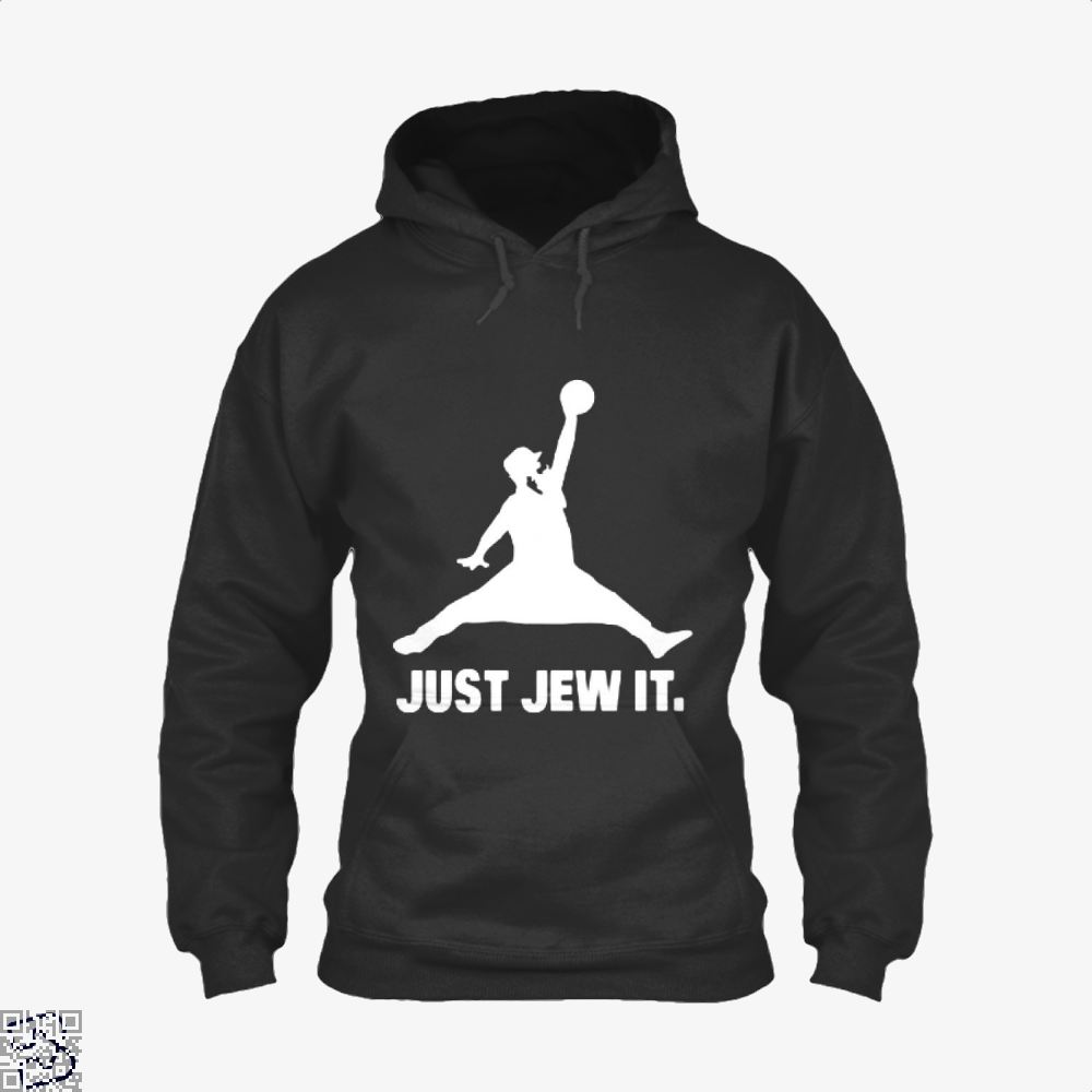 Just Jew It Burlesque Hoodie - Productgenjpg