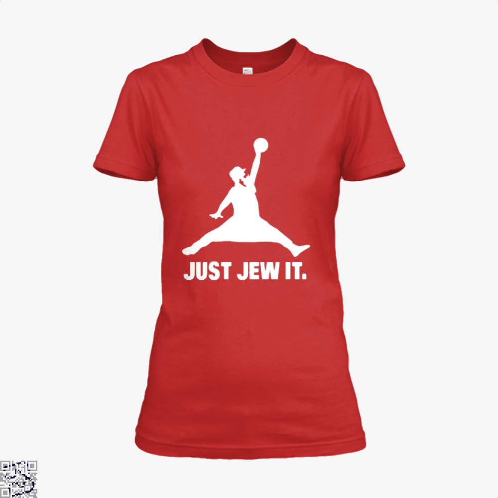 Just Jew It Burlesque Shirt - Productgenjpg