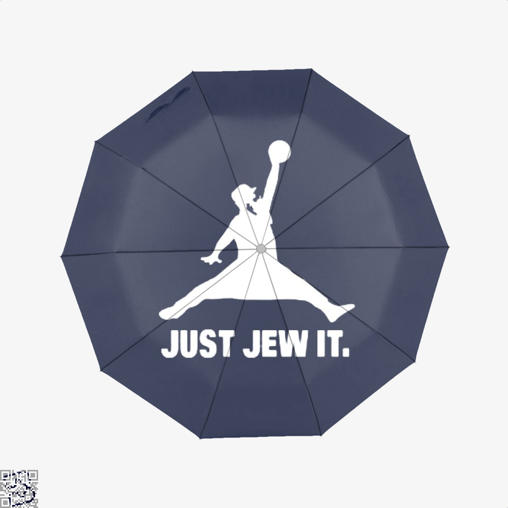 Just Jew It Burlesque Umbrella - Productgenjpg