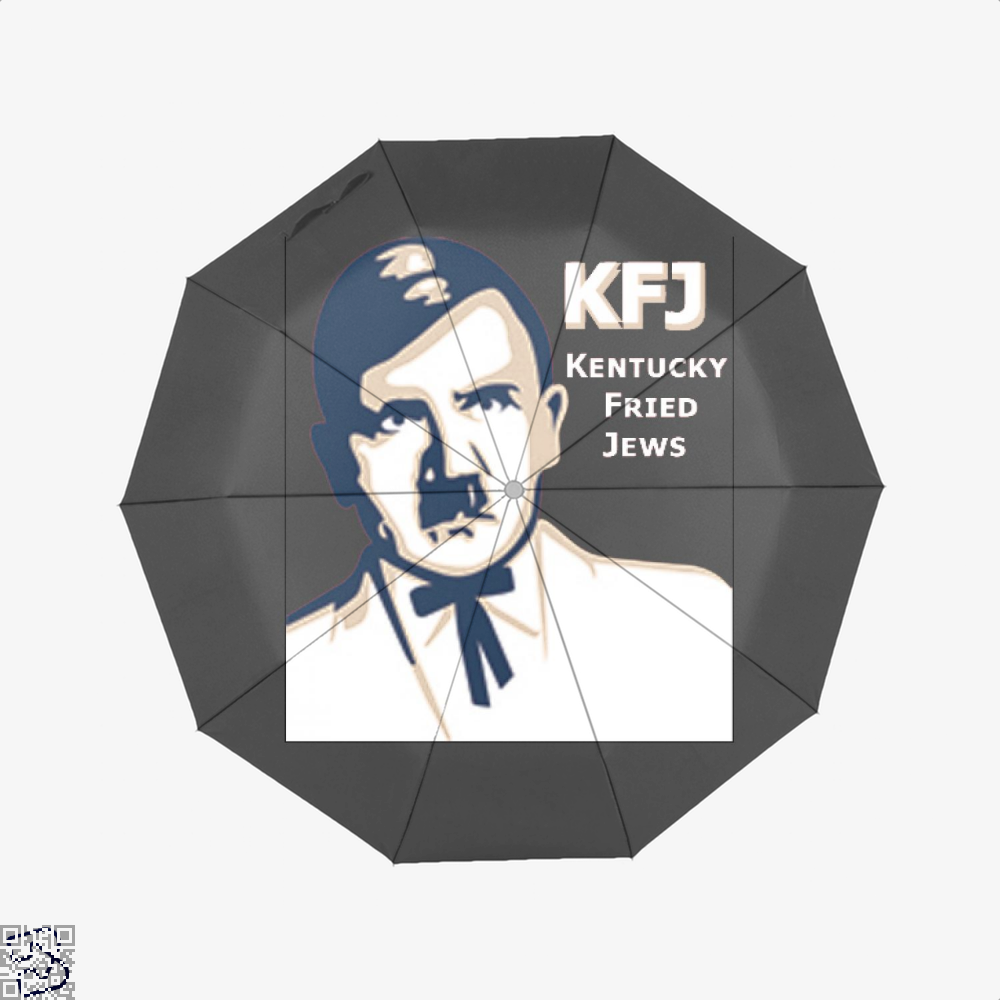 Kfj Jew Jokes Ironic Umbrella - Productgenjpg