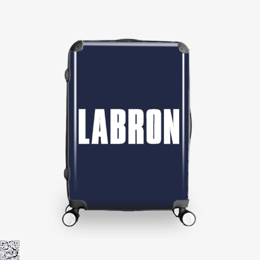 Labron Cavs Suitcase - Blue / 16 - Productgenapi