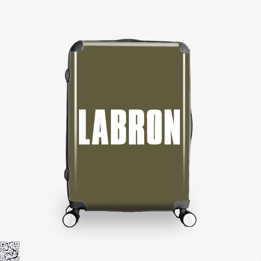 Labron Cavs Suitcase - Brown / 16 - Productgenapi