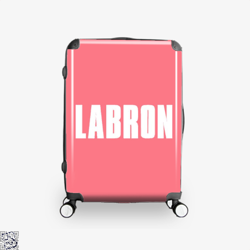 Labron Cavs Suitcase - Pink / 16 - Productgenapi