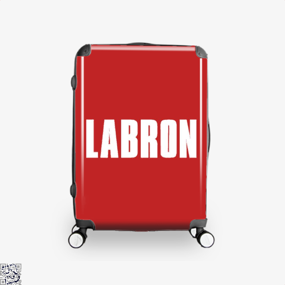 Labron Cavs Suitcase - Red / 16 - Productgenapi