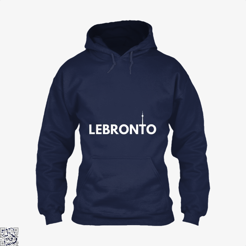Lebronto City Cavs Hoodie - Blue / X-Small - Productgenapi