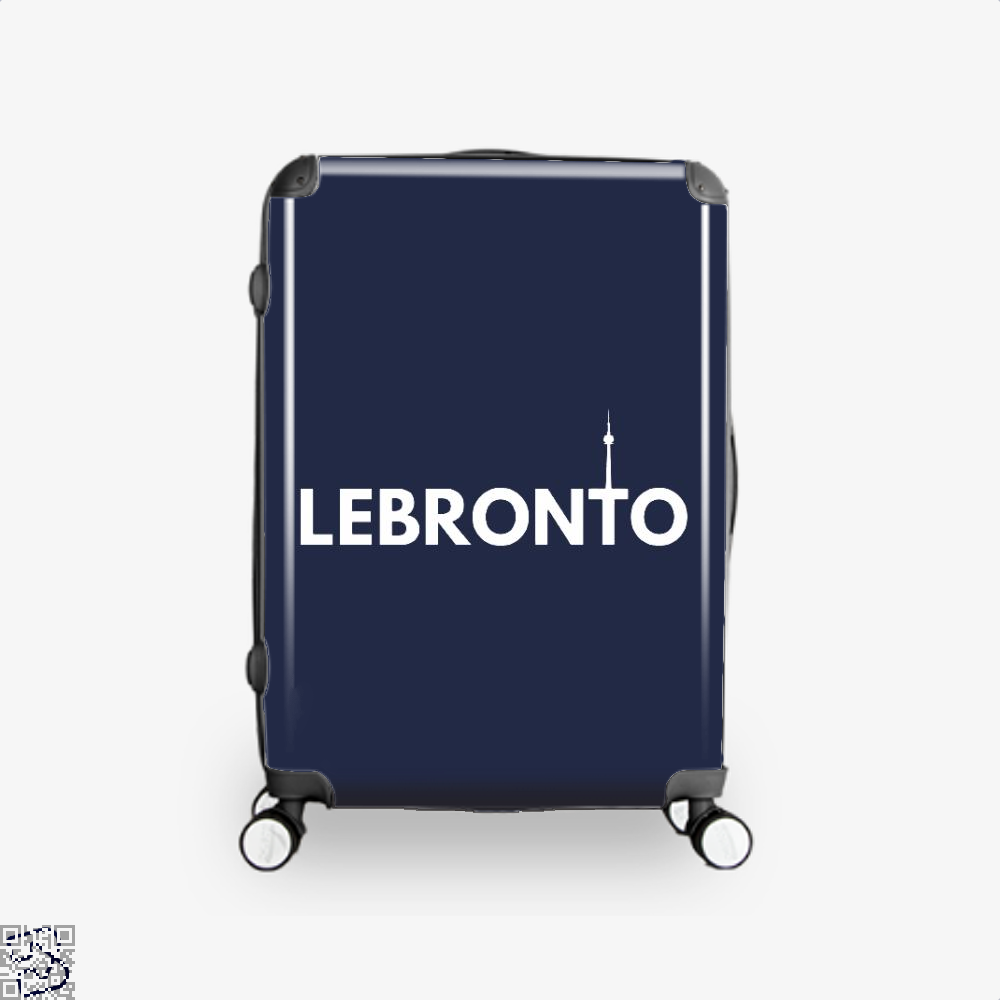 Lebronto City Cavs Suitcase - Blue / 16 - Productgenapi