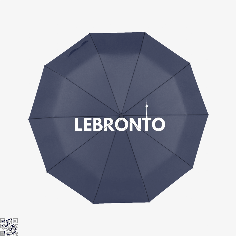 Lebronto City Cavs Umbrella - Blue - Productgenapi