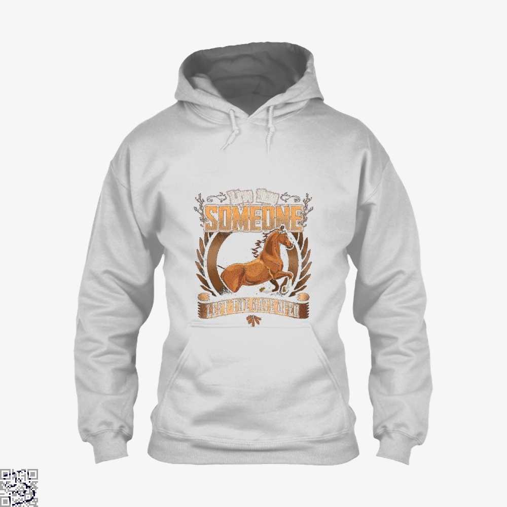 Live Free Horse Lover Hoodie - White / X-Small - Productgenjpg