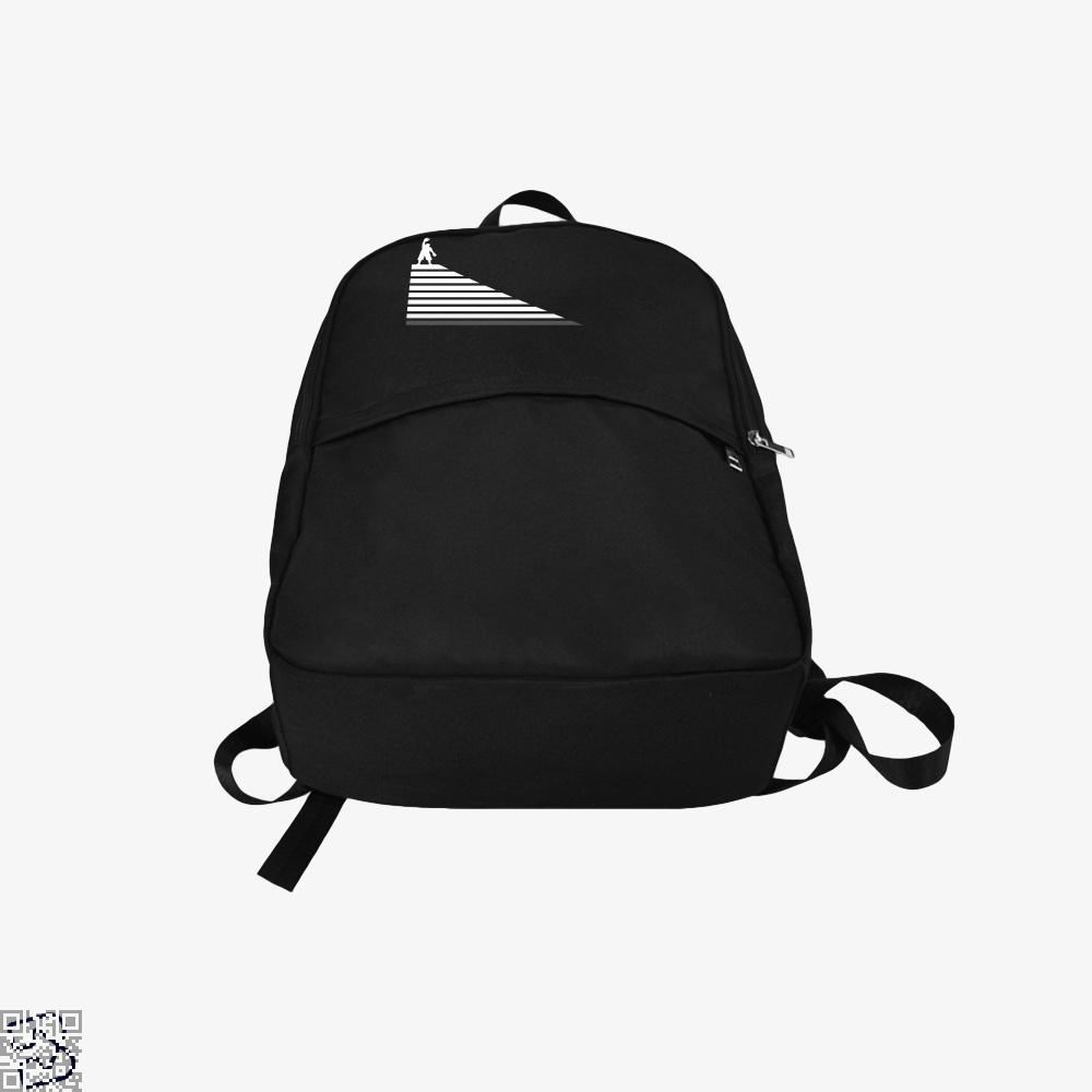 Lobster Hierachy Jordan Peterson Backpack - Productgenapi
