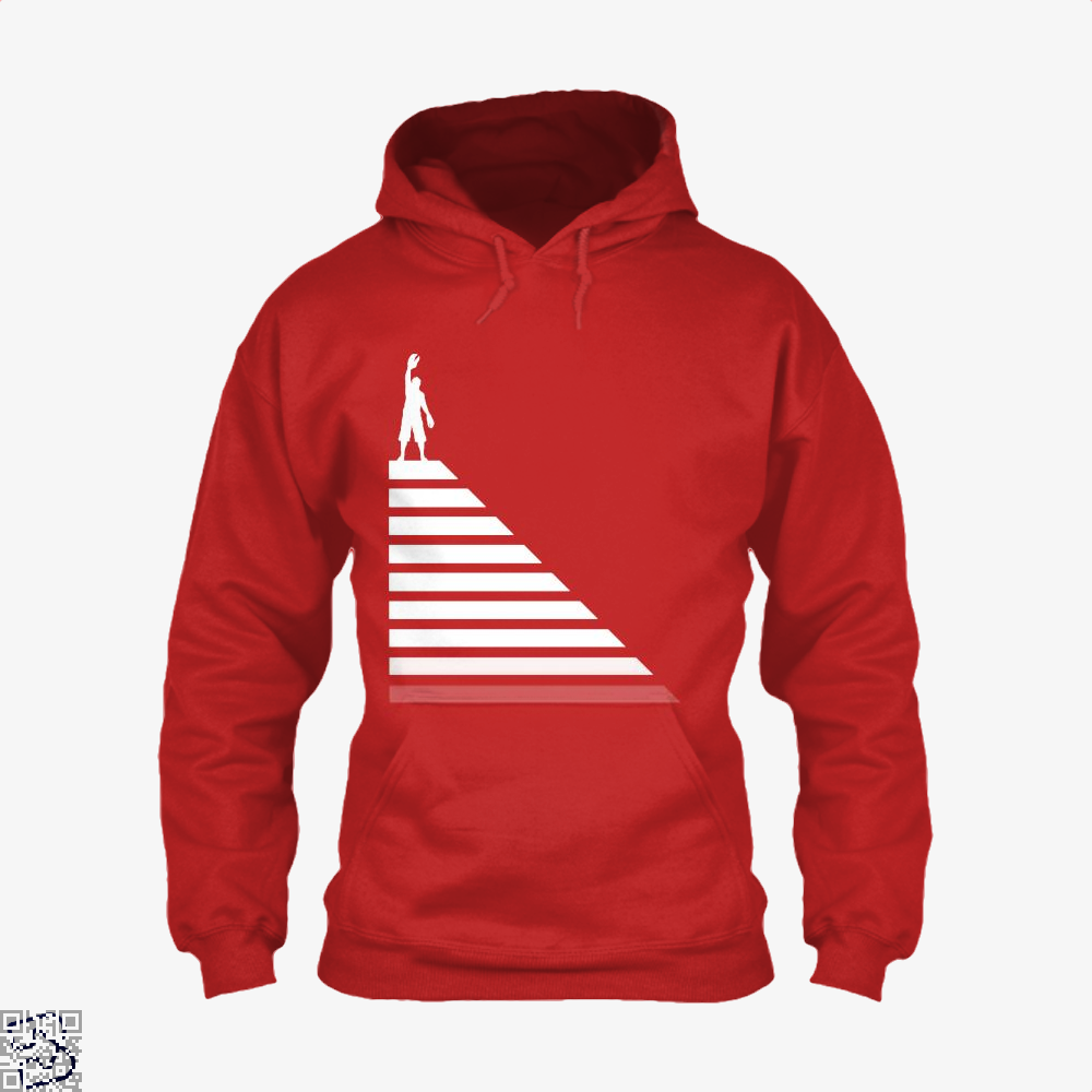 Lobster Hierachy Jordan Peterson Hoodie - Red / X-Small - Productgenapi