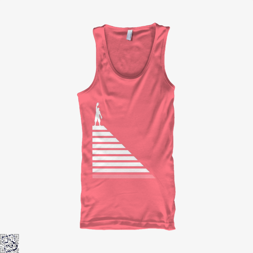 Lobster Hierachy Jordan Peterson Tank Top - Women / Pink / Small - Productgenapi