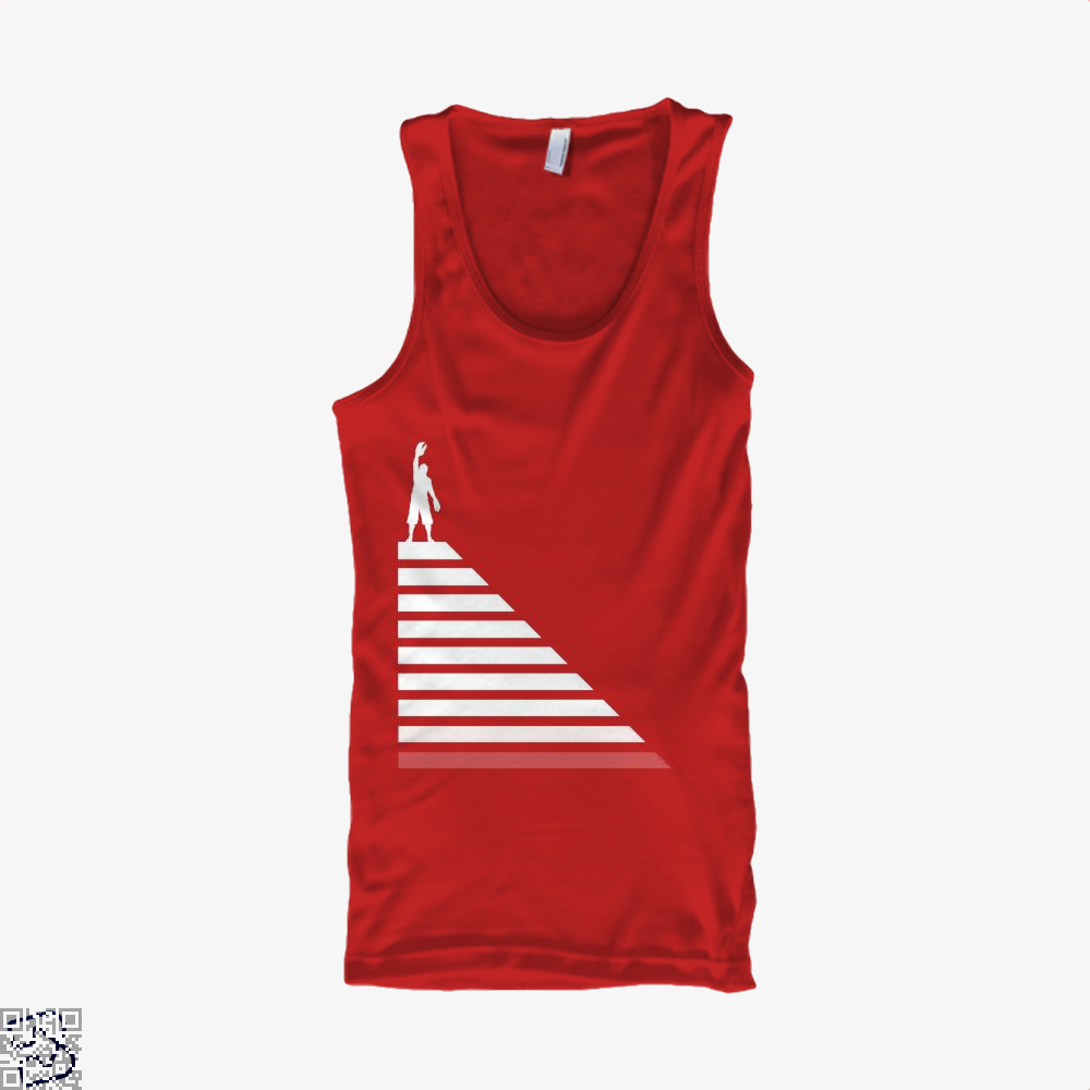 Lobster Hierachy Jordan Peterson Tank Top - Women / Red / Small - Productgenapi