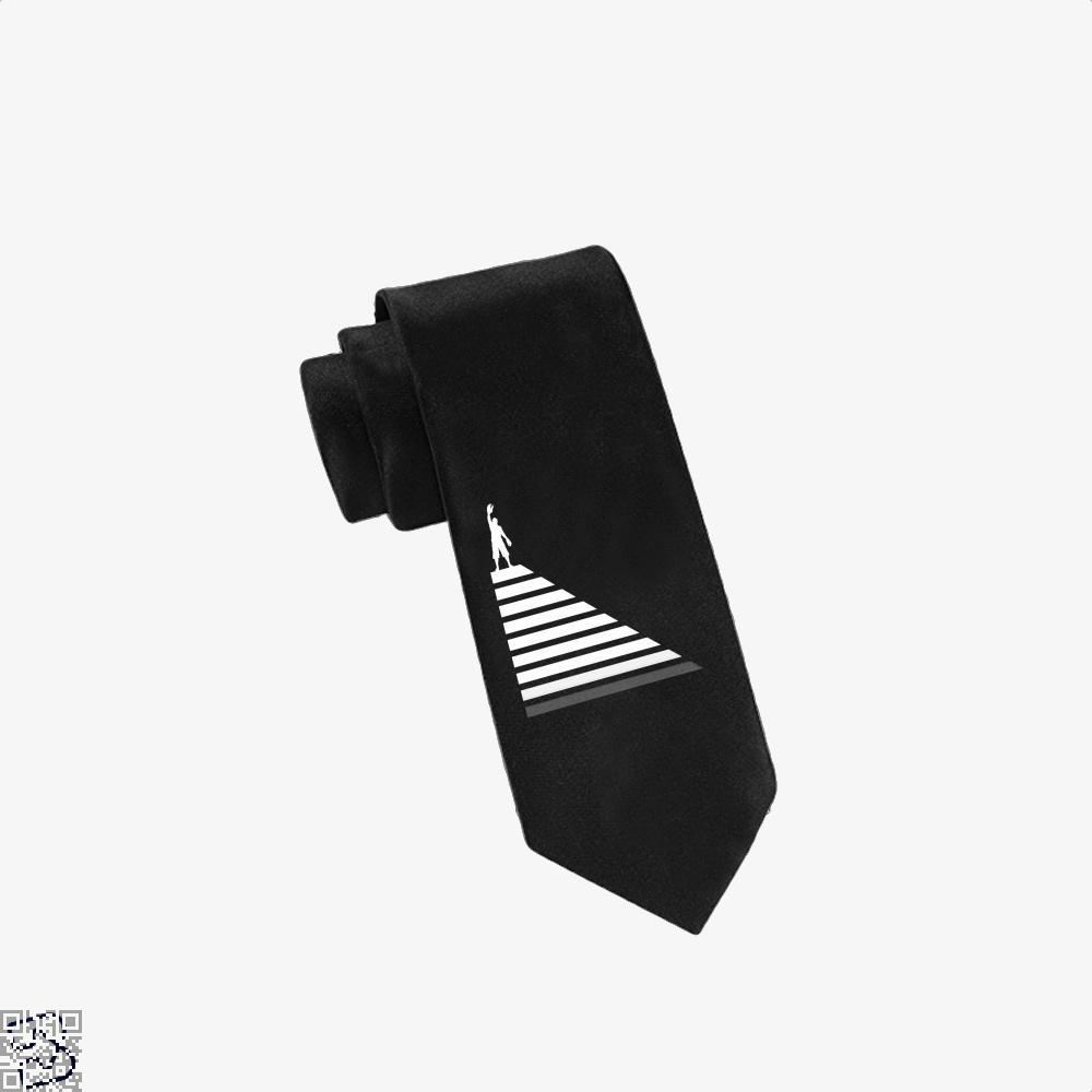 Lobster Hierachy Jordan Peterson Tie - Black - Productgenapi