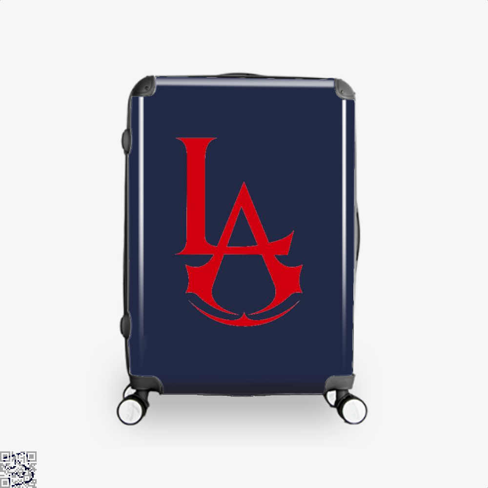 Los Angeles Assassin Assassins Creed Suitcase - Blue / 16 - Productgenjpg