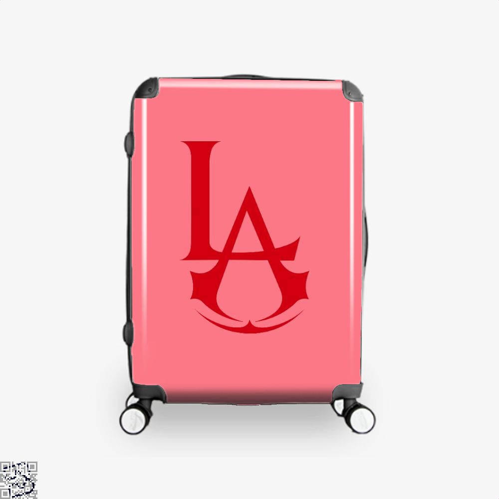 Los Angeles Assassin Assassins Creed Suitcase - Pink / 16 - Productgenjpg