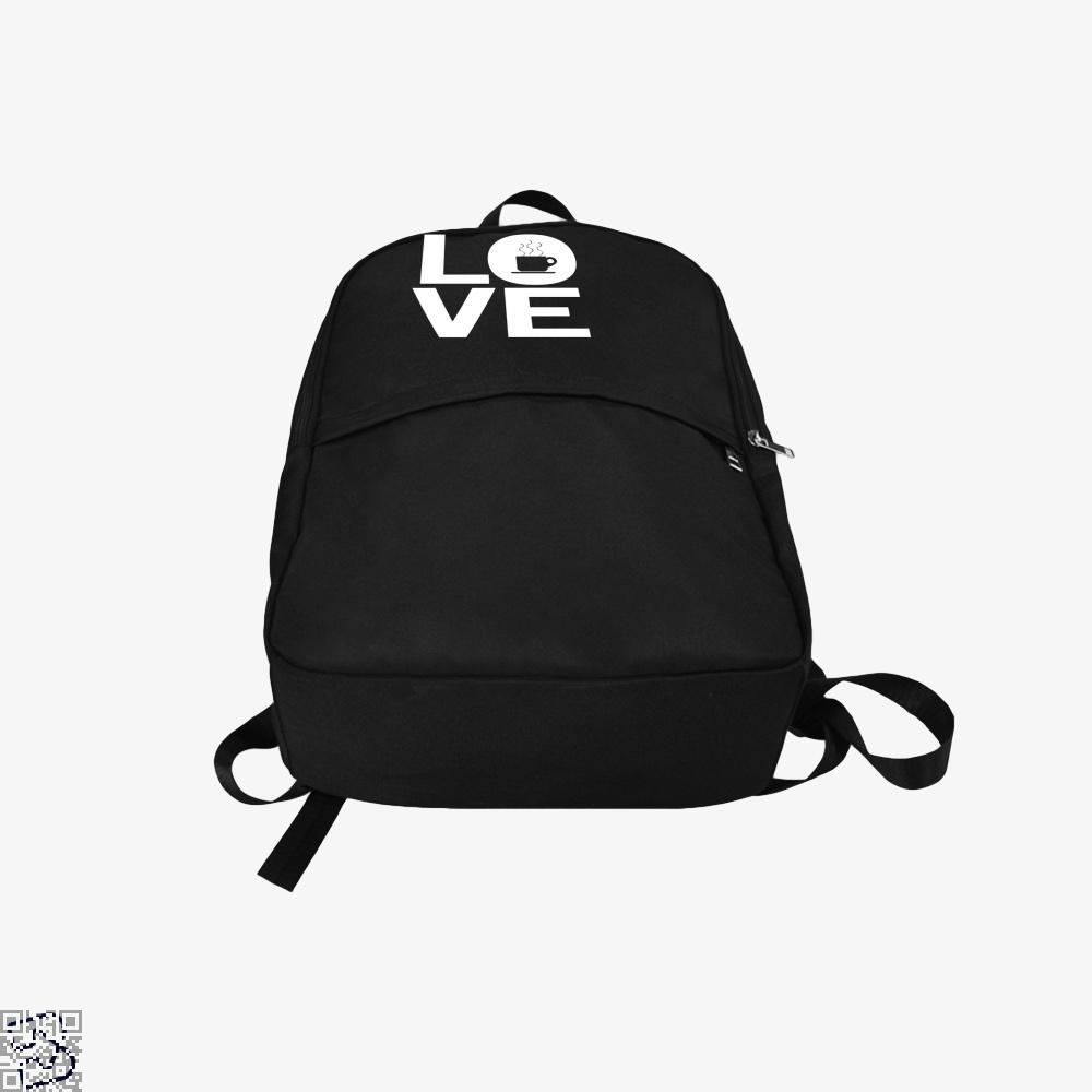 Love Coffee Backpack - Productgenapi