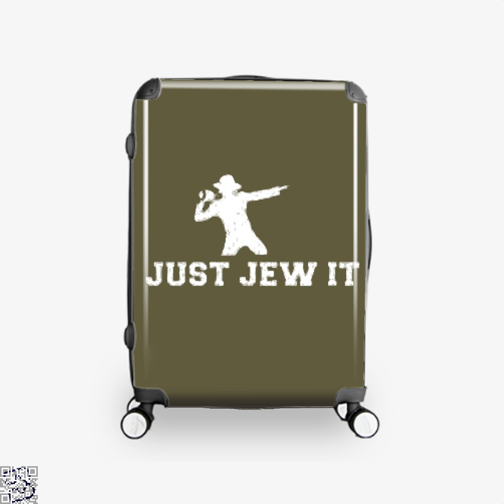 Michael Jackson Just Jew It Parodic Suitcase - Productgenjpg