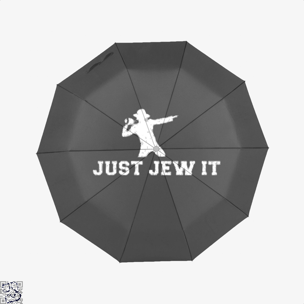 Michael Jackson Just Jew It Parodic Umbrella - Productgenjpg