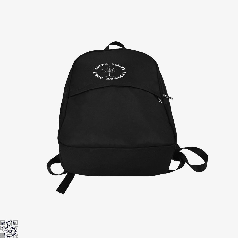 Minas Tirith Academy White Lord Of The Rings Backpack - Productgenapi