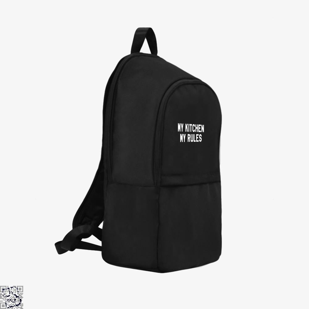 My Kitchen Rules Chefs Backpack - Productgenapi