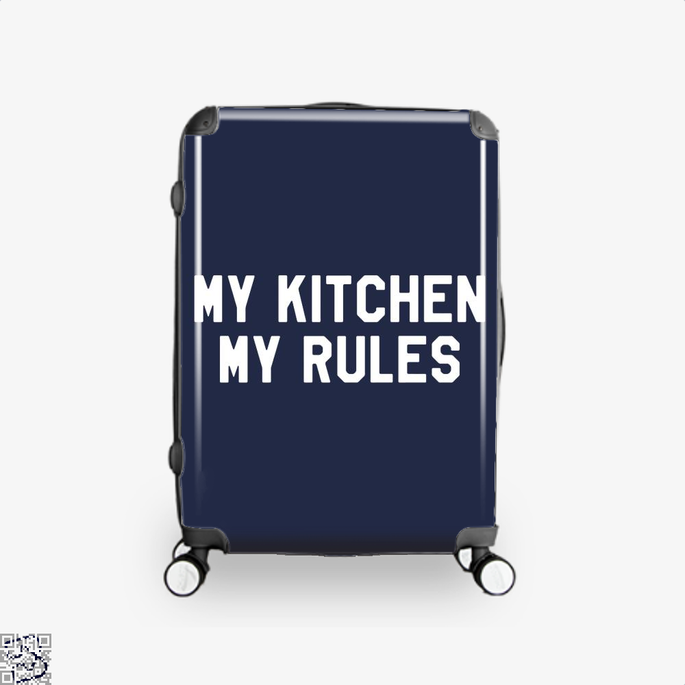 My Kitchen Rules Chefs Suitcase - Blue / 16 - Productgenapi