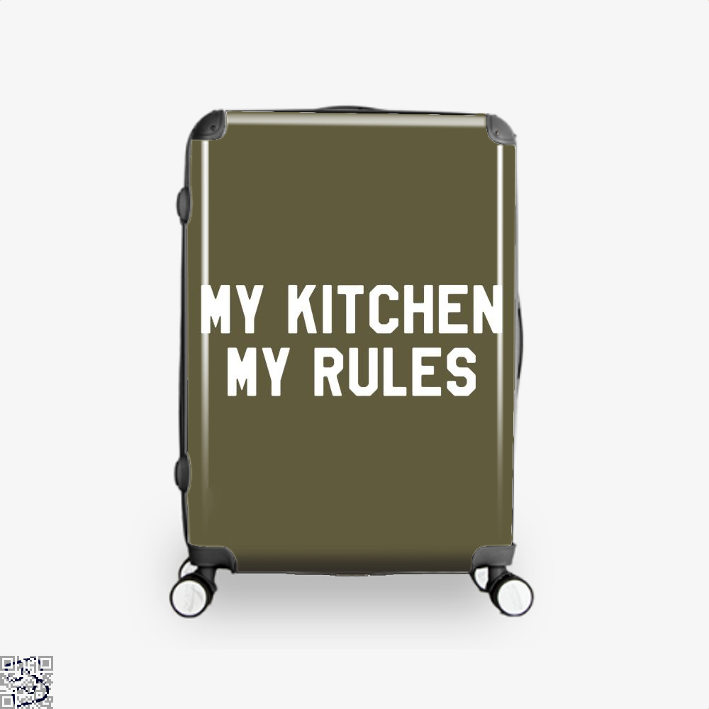 My Kitchen Rules Chefs Suitcase - Brown / 16 - Productgenapi