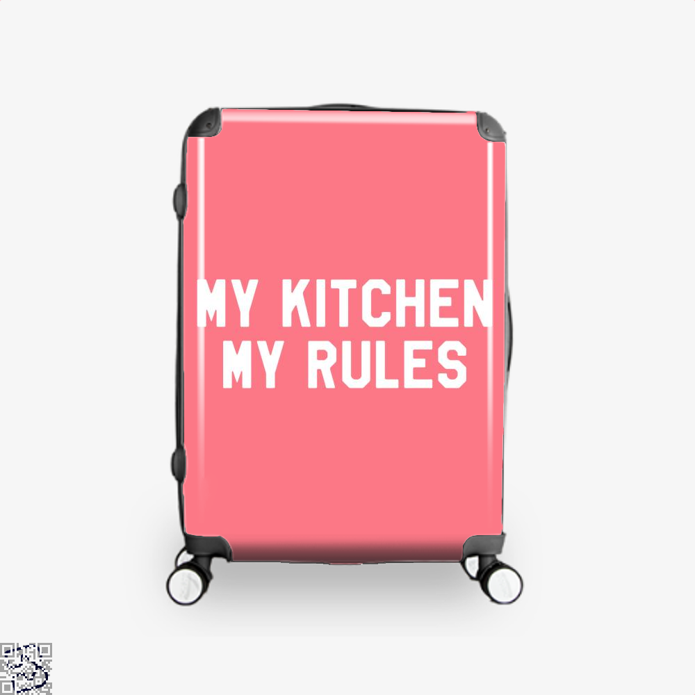 My Kitchen Rules Chefs Suitcase - Pink / 16 - Productgenapi