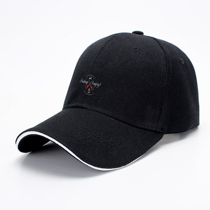 Needle And Thread Feeling Crafty Sewing Baseball Cap - Black - Productgenjpg