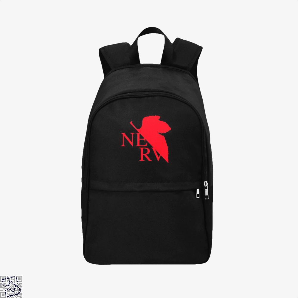 Nerv Genesis Gundam Backpack - Black / Adult - Productgenjpg