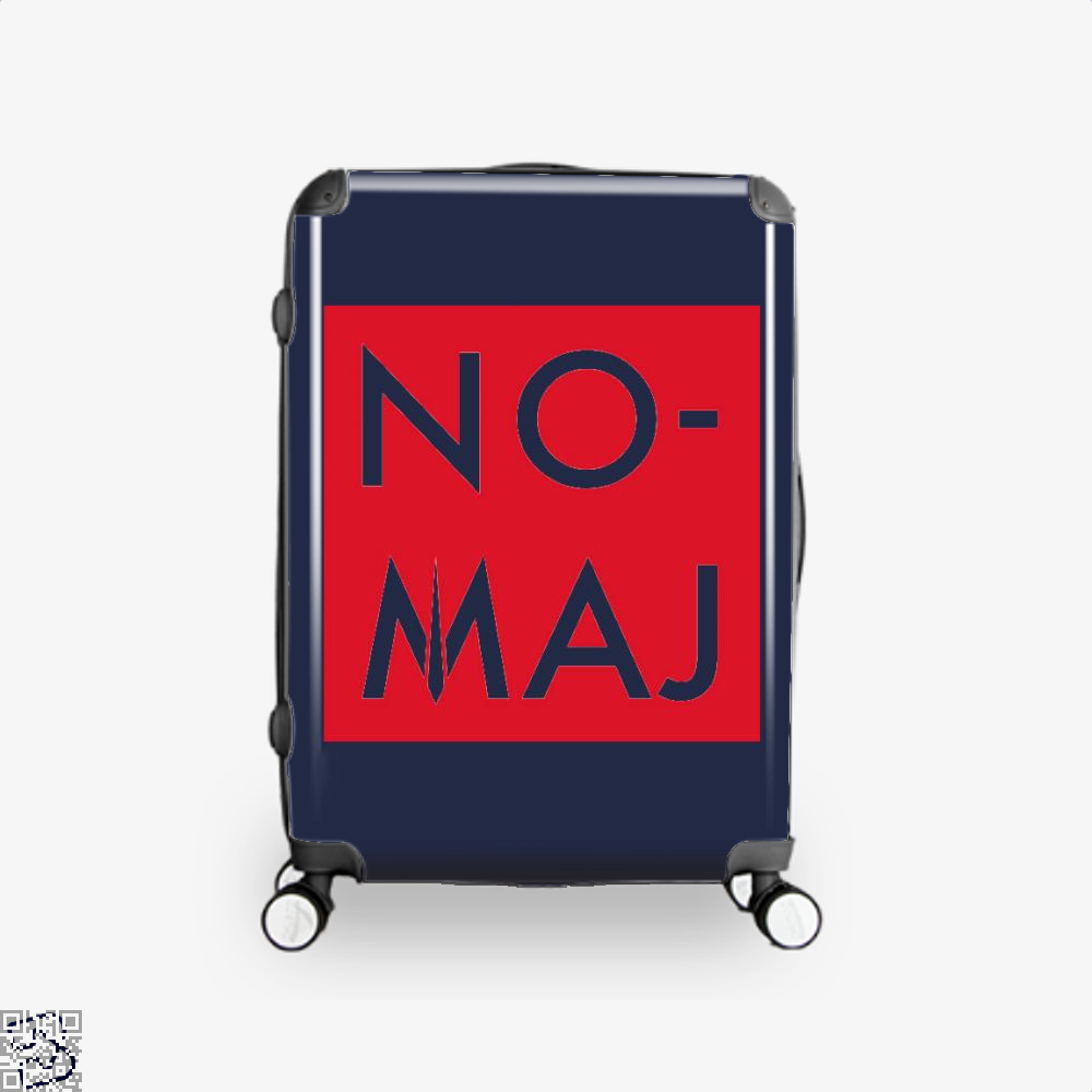 No Maj Harry Potter Suitcase - Blue / 16 - Productgenjpg