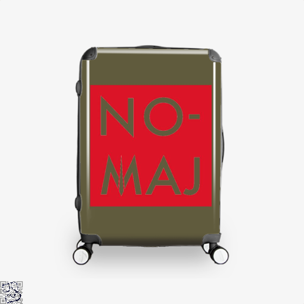 No Maj Harry Potter Suitcase - Brown / 16 - Productgenjpg